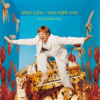 Elton John - One Night Only - The Greatest Hits (2Винил)