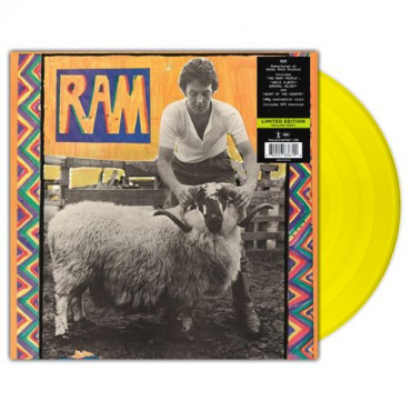 Paul McCartney - Ram (coloured) (Винил)