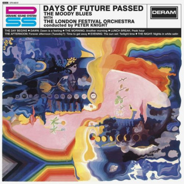 Moody Blues - Days Of Future Passed (Винил)