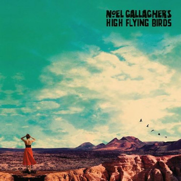 Noel Gallagher's High Flying Birds - Who Built The Moon? (Винил)