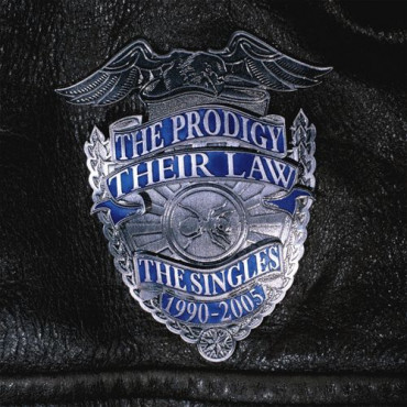 PRODIGY THEIR LAW THE SINGLES 1990-2005 (2Винил)