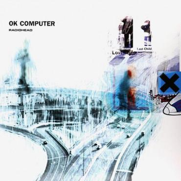 RADIOHEAD OK COMPUTER (2Винил)