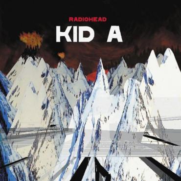 RADIOHEAD KID A (2Винил)