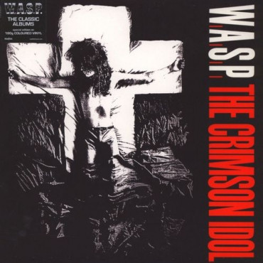 W.A.S.P. THE CRIMSON IDOL (Винил)