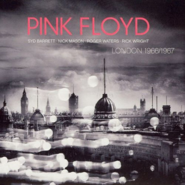PINK FLOYD - Live In London 66'-'67 (Винил)