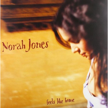 NORAH JONES FEELS LIKE HOME (Винил)