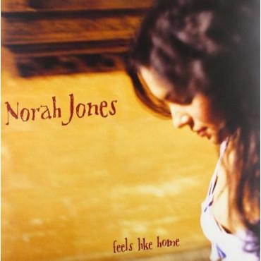 NORAH JONES FEELS LIKE HOME (Винил)