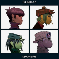 GORILLAZ - DEMON DAYS (2Винил)