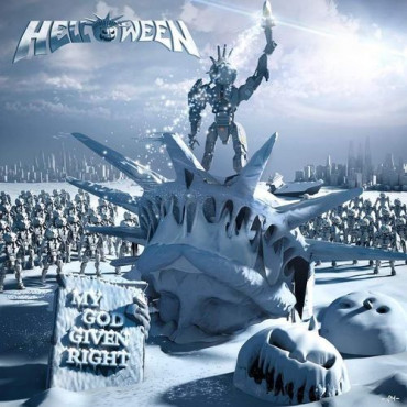 HELLOWEEN - My God-Given Right Picture (Gatefold) (2Винил)