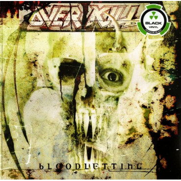 OVERKILL BLOODLETTING (2Винил)