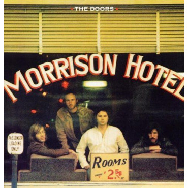 THE DOORSMORRISON HOTEL (Винил)