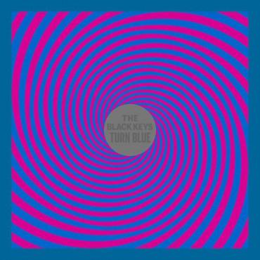 BLACK KEYS TURN BLUE (Винил+CD)