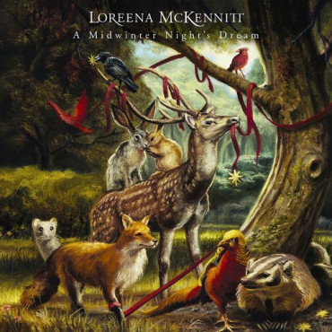 Loreena McKennitt A Midwinder Night's Dream (Винил)