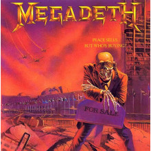 MEGADETH - PEACE SELLS... BUT WHO'S BUYING? (Винил)