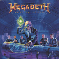 MEGADETH - RUST IN PEACE (Винил)