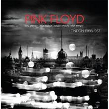 PINK FLOYD - LONDON 1966 / 1967 (Винил)