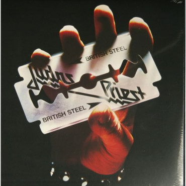 JUDAS PRIEST British Steel (Винил)