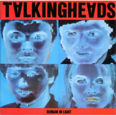 TALKING HEADS REMAIN IN LIGHT (Винил)