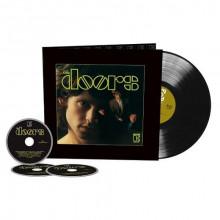 THE DOORS THE DOORS (50TH ANNIVERSARY) LP+3CD (Винил)