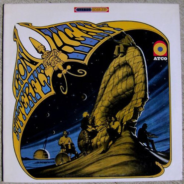IRON BUTTERFLY - HEAVY (STEREO VERSION) (Винил)