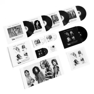 LED ZEPPELIN - THE COMPLETE BBC SESSIONS Box Set (5Винил+3CD)