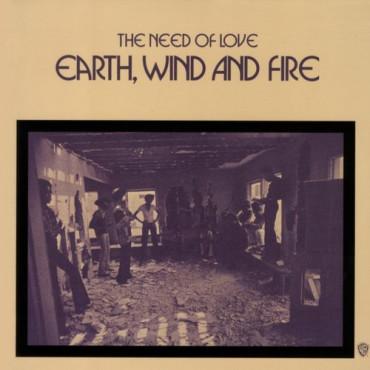 EARTH, WIND & FIRE THE NEED OF LOVE (Винил)