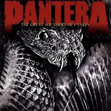 PANTERA - THE GREAT SOUTHERN TRENDKILL (Винил)