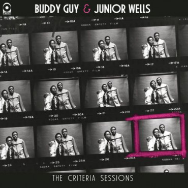 BUDDY GUY / JUNIOR WELLS THE CRITERIA SESSIONS (Винил)