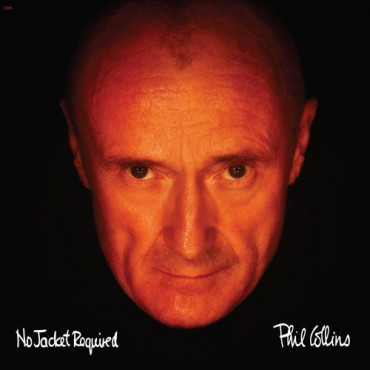 PHIL COLLINS NO JACKET REQUIRED (Винил)