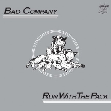 BAD COMPANY RUN WITH THE PACK (2Винил)