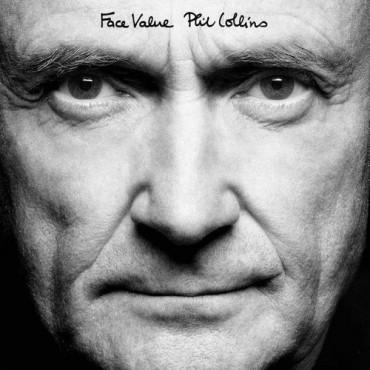 PHIL COLLINS FACE VALUE (Винил)