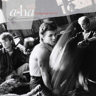 A-HA HUNTING HIGH AND LOW (Винил)