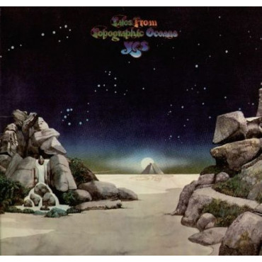 YES TALES FROM TOPGRAPHIC OCEANS (2Винил) TOP