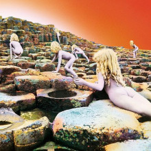 LED ZEPPELIN - HOUSES OF THE HOLY (Винил)
