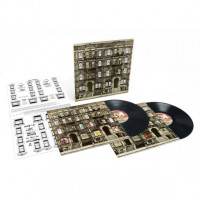 LED ZEPPELIN - PHYSICAL GRAFFITI (2Винил)