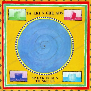 TALKING HEADS SPEAKING IN TONGUES (Винил) TOP