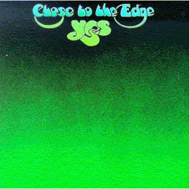YES CLOSE TO THE EDGE (Винил)