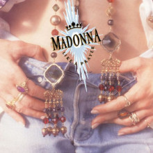 MADONNA Like A Prayer (Винил)