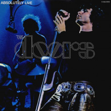 THE DOORS ABSOLUTELYLIVE 2ВИНИЛ