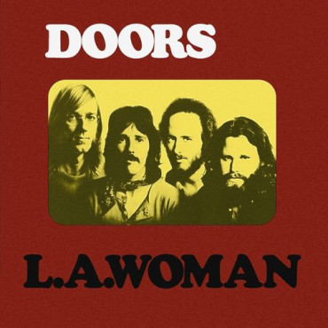 THE DOORS L.A. Woman (Винил)