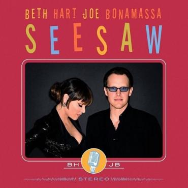 BETH HART & JOE BONAMASSA - SEESAW (Винил)