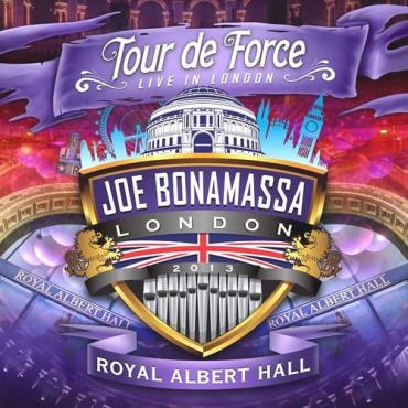 JOE BONAMASSA TOUR DE FORCE - ROYAL ALBERT HALL (3Винил)