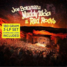 JOE BONAMASSA Muddy Wolf At Red Rocks (3Винил)
