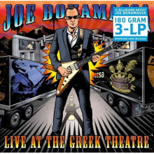 JOE BONAMASSA LIVE AT THE GREEK THEATRE (3Винил)