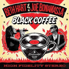 Beth Hart & Joe Bonamassa - Black Coffee (2Винил)