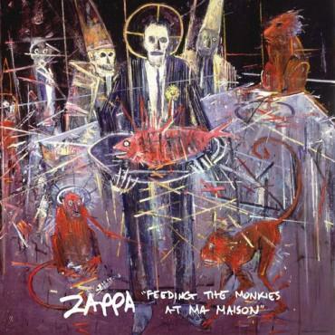 Frank Zappa Feeding The Monkies At Ma Maison (Винил)