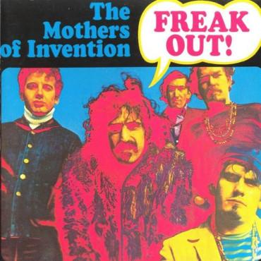 Frank Zappa Freak Out! (2Винил)