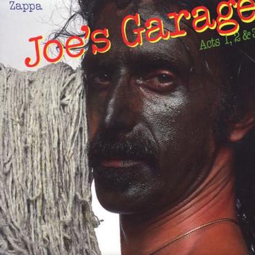 Frank Zappa Joe's Garage (3Винил)