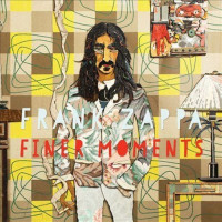 Frank Zappa FINER MOMENTS (2Винил)