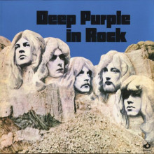 DEEP PURPLE - IN ROCK (Винил)